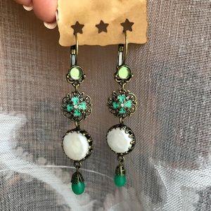 Sweet Romance Pearl Drop Earrings - NWOT